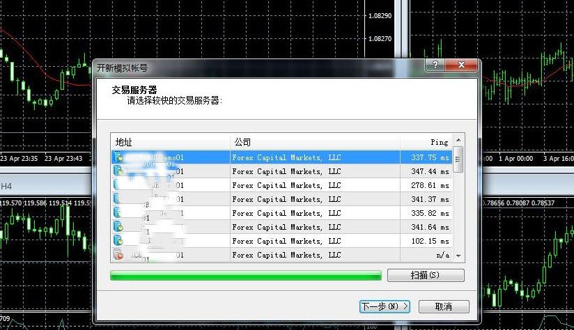 【外汇模拟交易软件MT4的安装、使用方法、交易步骤】